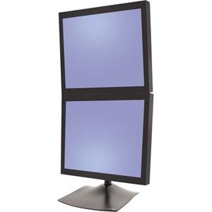 photo Support bi-écrans superposés DS100
