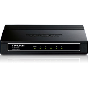 TL-SG1005D Switch Gigabit Ethernet 5 Ports