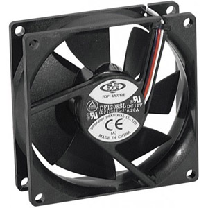 photo Ventilateur 40x40x10 mm double billes