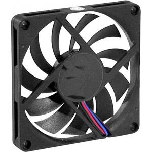photo Ventilateur lubrifié 80x80x10 mm
