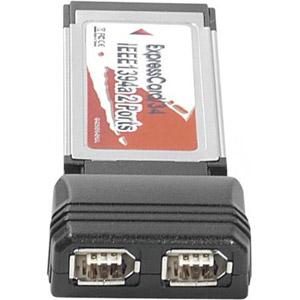 Carte Express Card 2 ports FireWire A