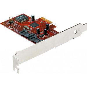 Carte PCI Express 2 ports SATA II