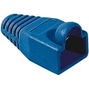 photo Manchon RJ45 bleu 5,5mm (sachet de 10)