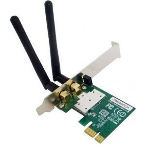 photo WiFi 300MBPS 2 Antennes + Low Profile