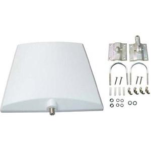 photo Antenne WiFi d'exterieur type panneau +18dB