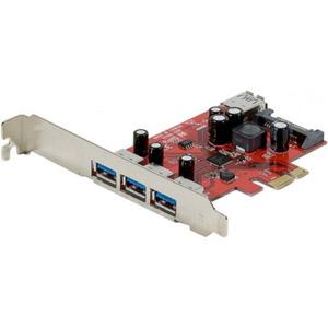 photo Carte PCI Express 4 ports USB 3.0
