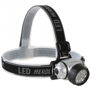 photo Lampe frontale 23 LED