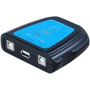 photo Switch USB 2.0 pour 1 Imprimante - 2 ordinateurs