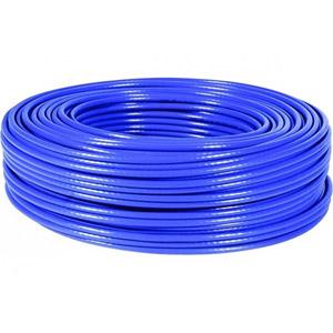 photo Cable multibrin F/UTP Cat 5e Bleu - 100m