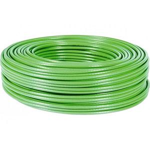 photo Cable multibrin F/UTP Cat 6a LSOH Vert - 100m