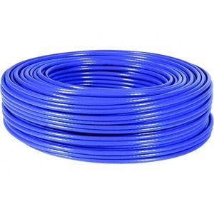 photo Cable multibrin F/UTP Cat 6a LSOH Bleu - 100m