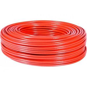 photo Cable multibrin F/UTP Cat 6a LSOH Rouge - 305m
