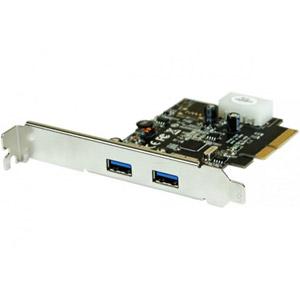 photo Carte USB 3.1 PCI-E (2 ports type A)