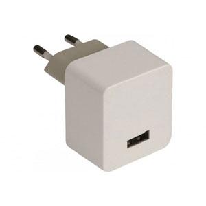 photo Chargeur secteur - USB/ 2,4 A