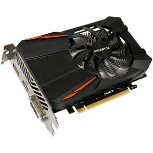 GeForce GTX 1050TI D5 4GD