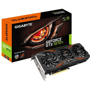 GeForce GTX 1070 Ti GAMING 8Go