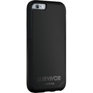 Survivor Journey pour iPhone 6/6S - Noir/Gris