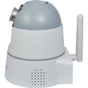 VisionCam HD intérieure Wifi motorisée Blanc/Gris