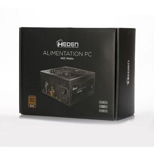 photo PC ATX 80Plus Bronze - 450W