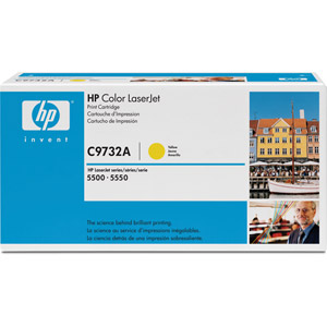 photo Toner Jaune - C9732A