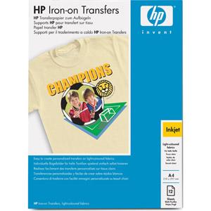 photo 10 x Papier transferts sur T-shirt - c6050a