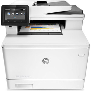 photo Color LaserJet Pro MFP M477fnw