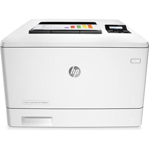 photo Color LaserJet Pro M452nw
