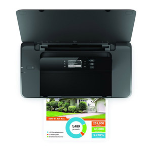 OfficeJet 200 Mobile Printer