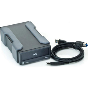 photo RDX Removable Disk Backup System (externe)