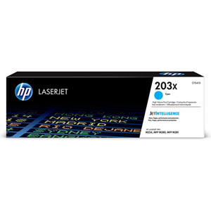 photo 203X - Toner Cyan/ 2500 pages