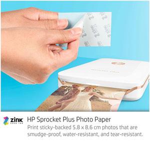 Sprocket Plus Photo - Blanc
