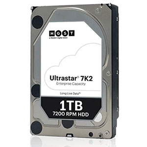 photo Ultrastar 7K2 3.5  SATA 6Gb/s - 1To