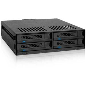 ExpressCage - 4x2.5  SAS/SATA HDD Hot Swap