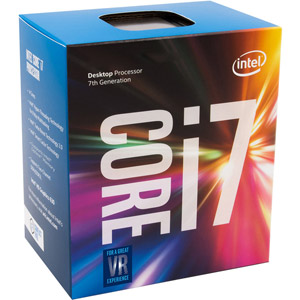 photo Core i7-7700 3.6GHz