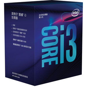 photo Core i3-8100 3.60GHz LGA1151
