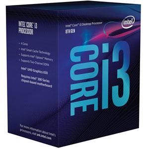 photo Core i3 8300 3.70GHz LGA1151