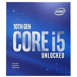 photo Core i5 10600KF - 4.1GHz / LGA1200