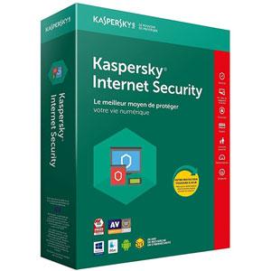 photo Internet Security 2018 - 1 poste / 1 an