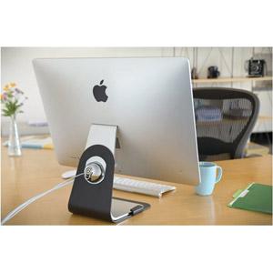 SafeStand iMac Keyed Locking Station