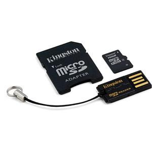 photo Mobility Kit Micro SDHC 16 Go - Adaptateur SD/USB