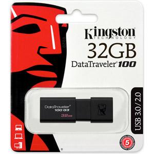 DataTraveler 100 G3 32 Go