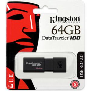 DataTraveler 100 G3 64 Go