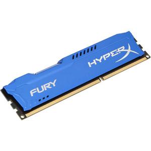 photo HyperX FURY Blue 4GB 1600MHz DDR3 CL10