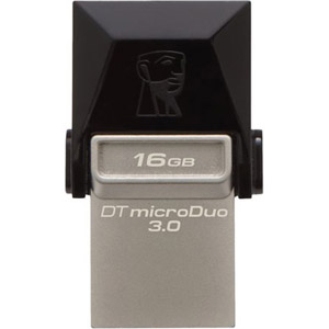 photo DataTraveler MicroDuo 16 Go USB3