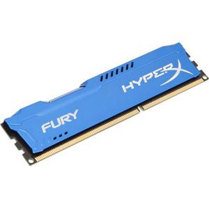 photo HyperX FURY Blue 8GB 1866MHz DDR3 CL10