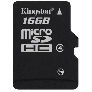 photo Micro SDHC 16 Go classe 4
