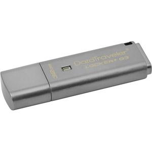 DataTraveler Locker+ G3 32 Go