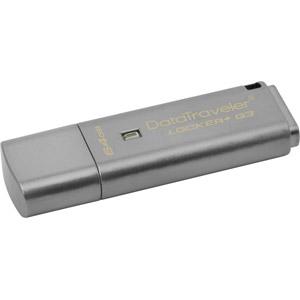 DataTraveler Locker+ G3 64 Go