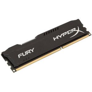 photo HyperX FURY Black 8 Go DDR3 1866 MHz