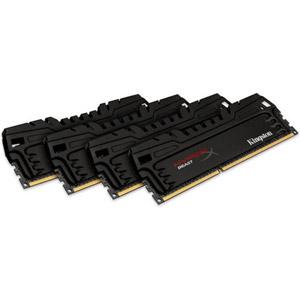 photo HyperX Beast (T3) 16 Go (4 x 4 Go) DDR3 2400 MHz